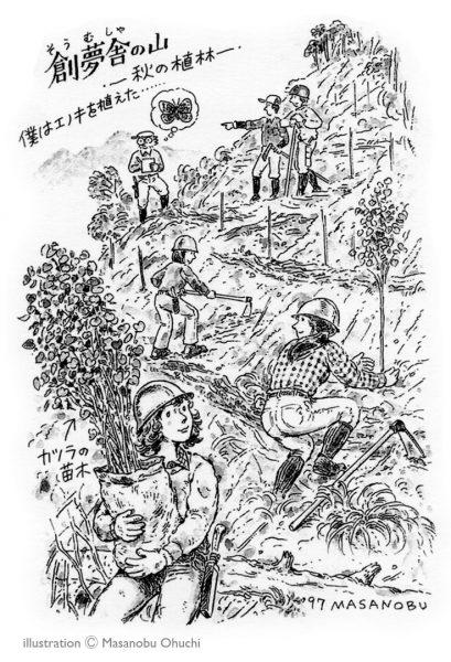 3,植林の女たち