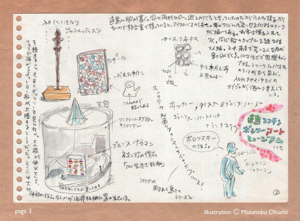 3)直島の現代美術その1