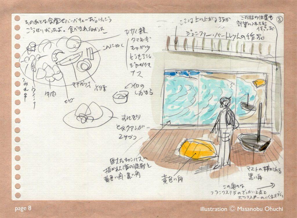 8)ジェニファーの舟