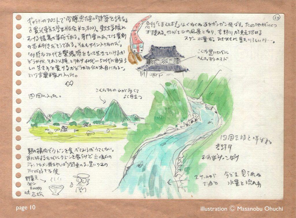 10)讃岐のオニギリ山・虫籠窓・吉野川
