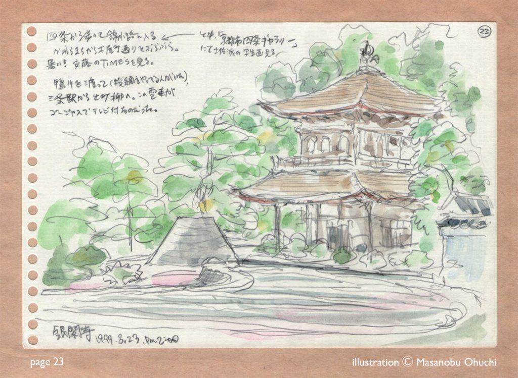 23)錦小路・銀閣寺